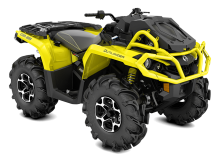 Квадроцикл BRP Can-Am  Outlander 650 X MR Yel