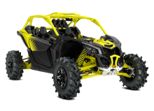 Квадроцикл BRP Can-Am Maverick X3 903 TCIC X MR Yel Painted