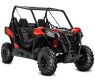 Квадроцикл BRP Can-Am Maverick Trail 50 800 DPS Red Painted