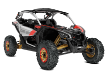 Квадроцикл BRP Can-Am Maverick X3 903 TCIC X RS Painted