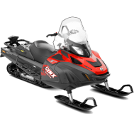 Снегоход BRP Lynx 59 Yeti 600 ACE STD Red ES