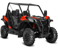 Квадроцикл BRP Can-Am Maverick Trail 60 1000R DPS Red