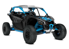Квадроцикл BRP Can-Am Maverick X3 903 TCIC X RC Bla Painted
