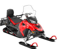 Снегоход BRP Lynx Adventure 600 ACE LX Red ES
