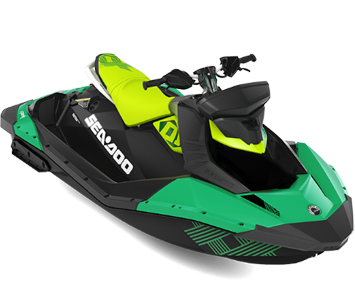 Гидроцикл Sea-Doo SPARK 2UP 90 IBR TRIXX 1