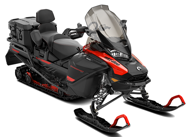 EXPEDITION SE 900 ACE Turbo (650W) ES Studded track VIP 2021 1