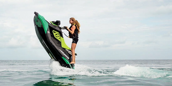 Гидроцикл Sea-Doo SPARK 2UP 90 IBR TRIXX 3