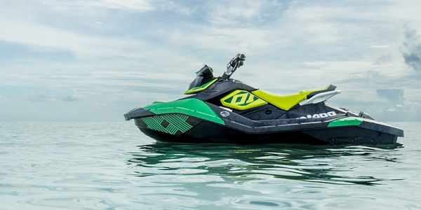 Гидроцикл Sea-Doo SPARK 2UP 90 IBR TRIXX 2