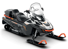 Снегоход BRP 69 Ranger 800 E-TEC LTD White