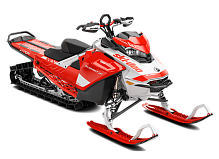 Снегоход BRP Ski-Doo Summit 850 E-TEC X 165 Yellow SHOT
