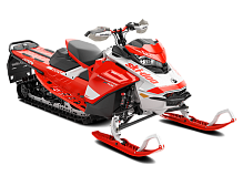 Снегоход BRP Ski-Doo Backcountry 850 E-TEC X RS White ES 154″