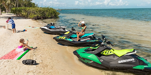 Гидроцикл Sea-Doo SPARK 2UP 90 IBR TRIXX 4