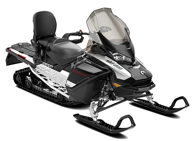 Снегоход BRP Ski-Doo Expedition Sport 900 ACE White ES 1