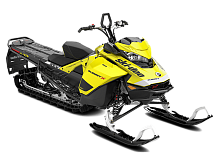 Снегоход BRP Ski-Doo Summit 850 E-TEC X 154 Yellow SHOT